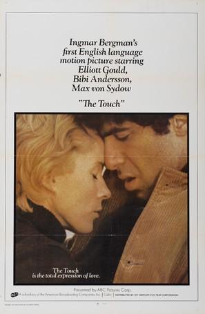 Beröringen - Movie Poster (thumbnail)