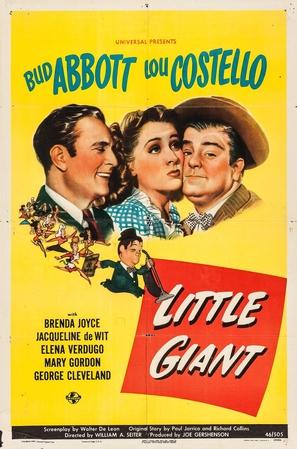 Little Giant - Movie Poster (thumbnail)