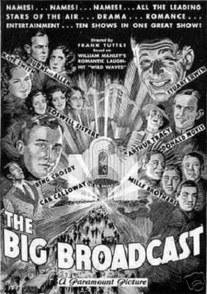 The Big Broadcast - Movie Poster (thumbnail)