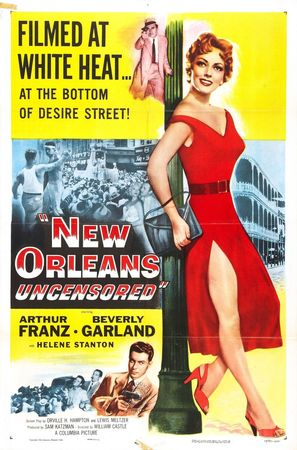 New Orleans Uncensored - Movie Poster (thumbnail)