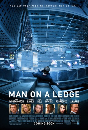 Man on a Ledge - Movie Poster (thumbnail)
