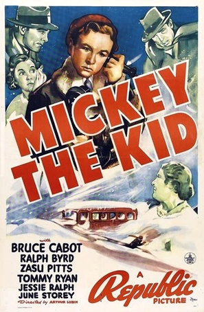 Mickey the Kid - Movie Poster (thumbnail)
