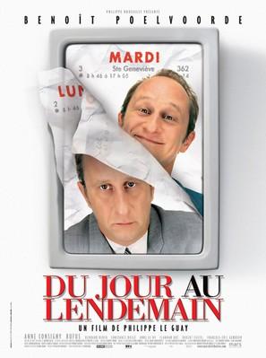 Du jour au lendemain - French Movie Poster (thumbnail)