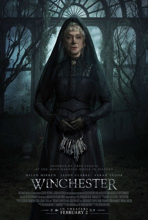 Winchester - Movie Poster (thumbnail)
