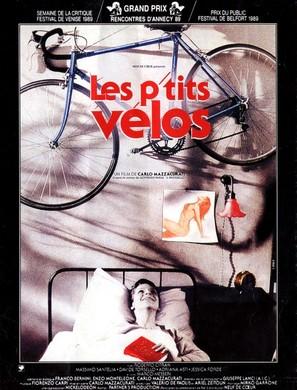 Il prete bello - French Movie Poster (thumbnail)