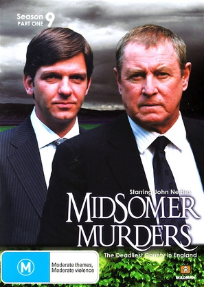 """Midsomer Murders"" - Australian Movie Cover (thumbnail)"
