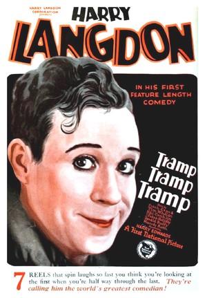 Tramp, Tramp, Tramp - Movie Poster (thumbnail)