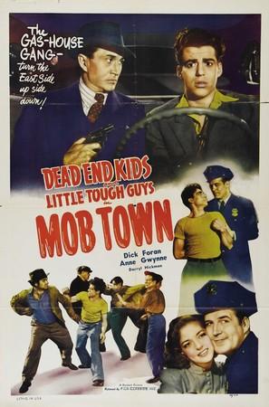 Mob Town - Movie Poster (thumbnail)