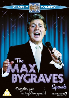 """Max Bygraves at the Royalty"" - British Movie Cover (thumbnail)"