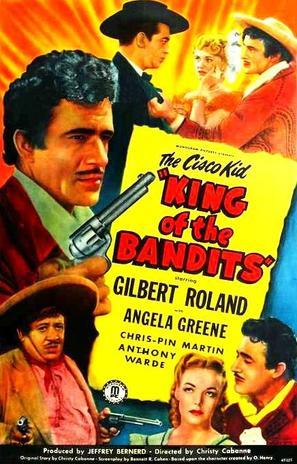 King of the Bandits - Movie Poster (thumbnail)