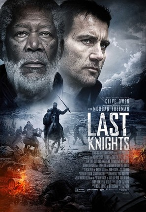 The Last Knights - Movie Poster (thumbnail)