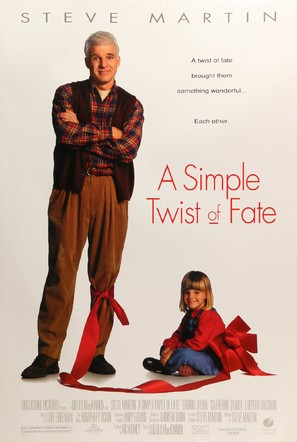 A Simple Twist of Fate - Movie Poster (thumbnail)
