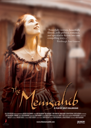 The Memsahib - Indian Movie Poster (thumbnail)