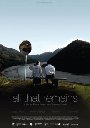 All That Remains - Swiss Movie Poster (thumbnail)