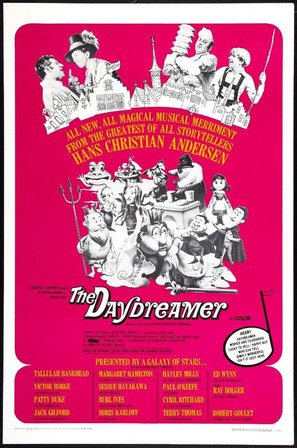 The Daydreamer - Movie Poster (thumbnail)