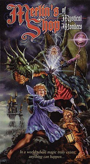 Merlin's Shop of Mystical Wonders - poster (thumbnail)