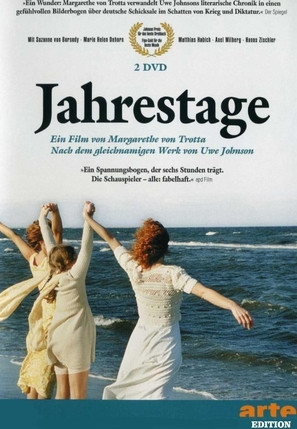 Jahrestage - German Movie Cover (thumbnail)