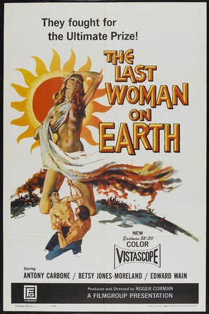 Last Woman on Earth - Movie Poster (thumbnail)