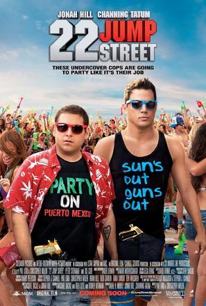 22 Jump Street - Movie Poster (thumbnail)