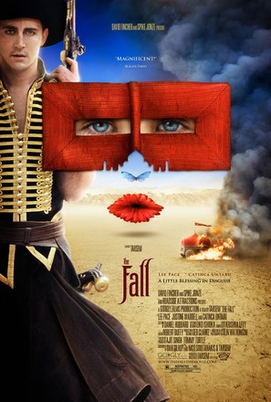 The Fall - Movie Poster (thumbnail)