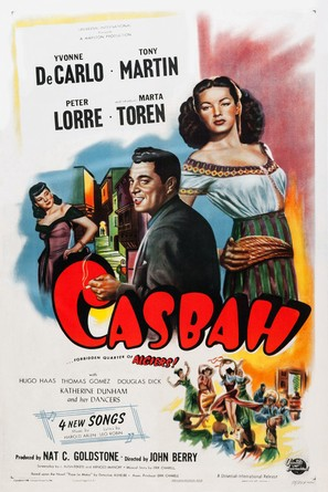 Casbah - Movie Poster (thumbnail)