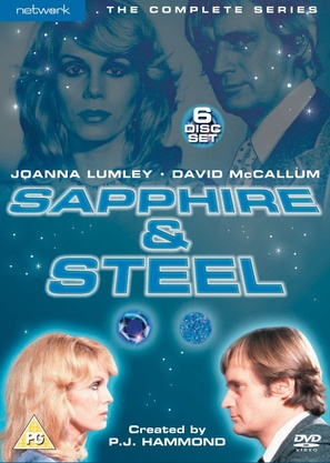 """Sapphire & Steel"" - British Movie Cover (thumbnail)"