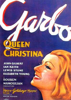 Queen Christina - Movie Poster (thumbnail)
