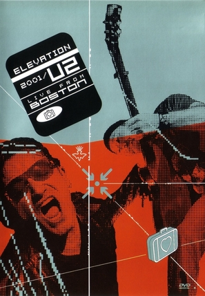 U2: Elevation 2001 Live from Boston - Movie Cover (thumbnail)