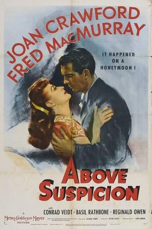 Above Suspicion - Movie Poster (thumbnail)