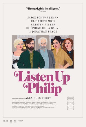 Listen Up Philip - Movie Poster (thumbnail)