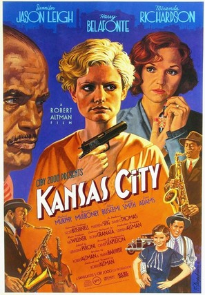 Kansas City - Movie Poster (thumbnail)