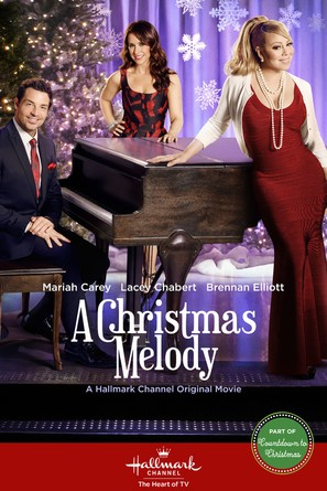 A Christmas Melody - Movie Poster (thumbnail)