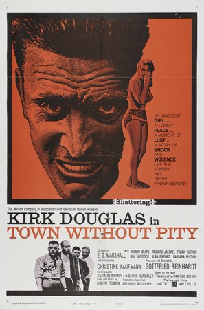 Town Without Pity - Movie Poster (thumbnail)