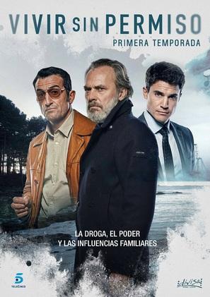"""Vivir sin permiso"" - Spanish Movie Cover (thumbnail)"