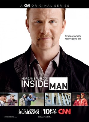 """Morgan Spurlock Inside Man"""