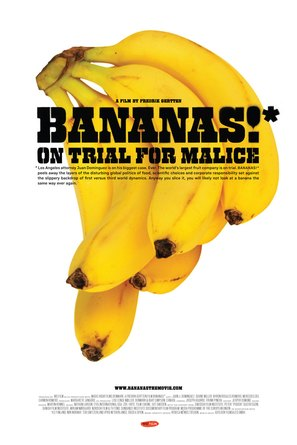 Bananas!* - Movie Poster (thumbnail)