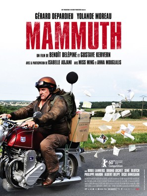 Mammuth - French Movie Poster (thumbnail)