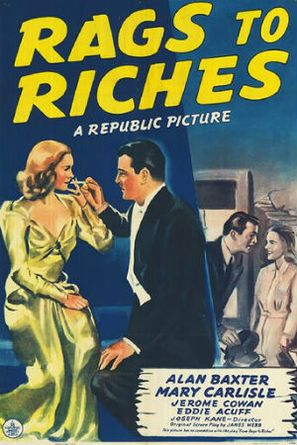 Rags to Riches - Movie Poster (thumbnail)