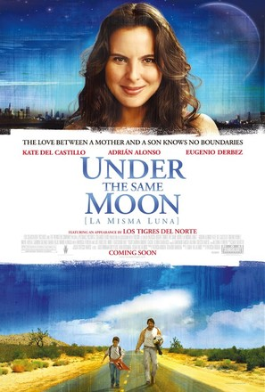 La misma luna - Movie Poster (thumbnail)