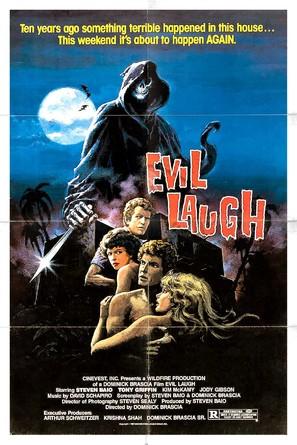 Evil Laugh - Movie Poster (thumbnail)