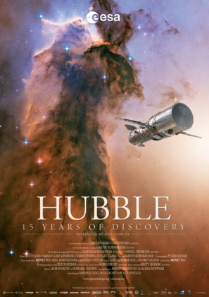 Hubble: 15 Years of Discovery - Movie Poster (thumbnail)
