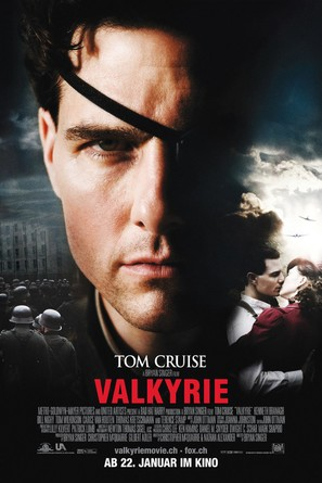 Valkyrie - Swiss Movie Poster (thumbnail)