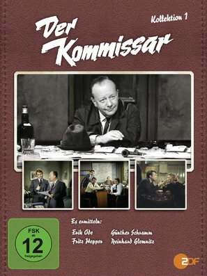 """Der Kommissar"" - German Movie Cover (thumbnail)"