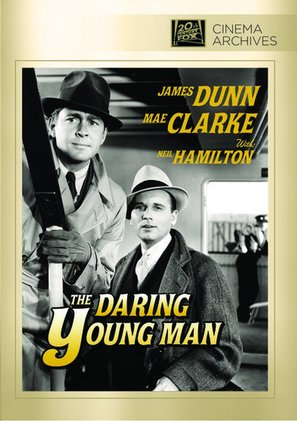 The Daring Young Man - DVD movie cover (thumbnail)
