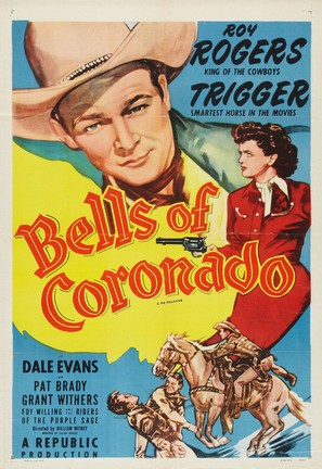 Bells of Coronado - Re-release poster (thumbnail)