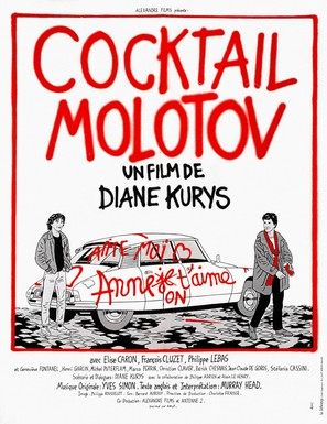 Cocktail Molotov - French Movie Poster (thumbnail)