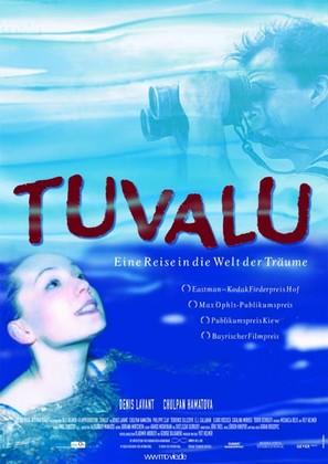 Tuvalu - German Movie Poster (thumbnail)