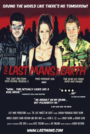 The Last Man(s) on Earth - Movie Poster (thumbnail)