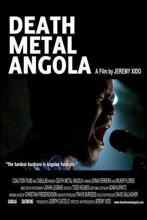 Death Metal Angola - Movie Poster (thumbnail)