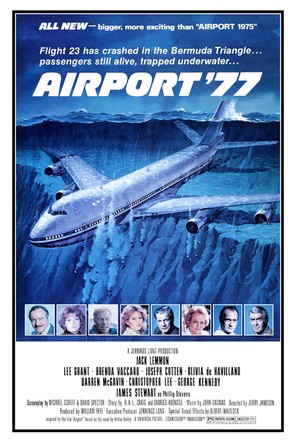 Airport '77 - Movie Poster (thumbnail)